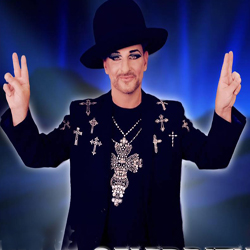 Boy George Experience at The WayOut Club