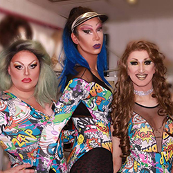 The Vixens at The WayOut Club